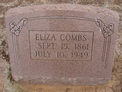 Lula Eliza <i>Reynolds</i> Combs