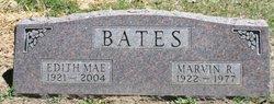 Edith Mae Edie <i>Matthews</i> Bates