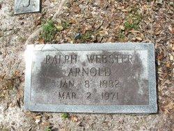 Ralph Webster Arnold