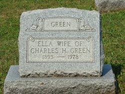 Ella <i>Tissue</i> Green
