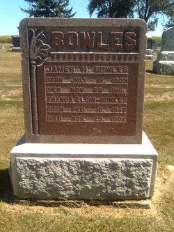 Amanda <i>Elgin</i> Bowles