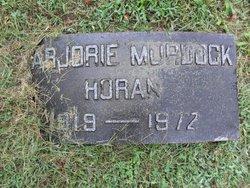 Marjorie <i>Murdock</i> Horan