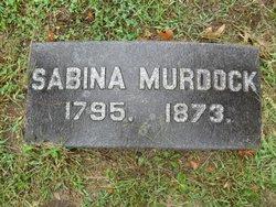 Sabina <i>Kelly</i> Murdock
