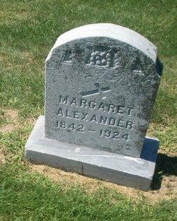 Margaret <i>Spoor</i> Alexander