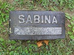 Sabina Murdock