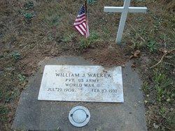 William J Walker