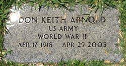 Don Keith Arnold