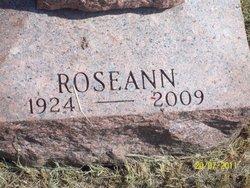 Rose Ann Roseann <i>Kuczwara</i> Nelson