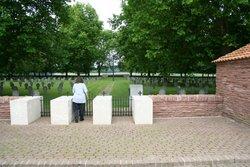 German War Cemetery Belleau