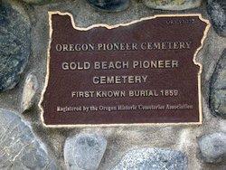 Gold Beach Pioneer Cemetery