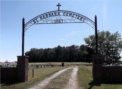 Saint Barbara Catholic Cemetery