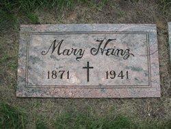 Mary <i>Lochner</i> Heinz