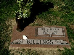 Julia Marie Ree Billings