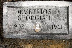 Demetrios P. Georgiadis