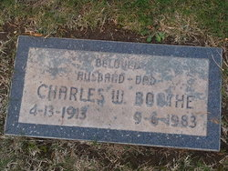 Charles Woodrow Boothe