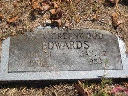 Lela May <i>Greenwood</i> Edwards
