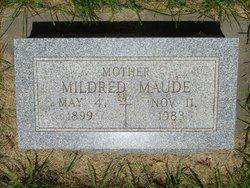 Mildred Maude Burkland