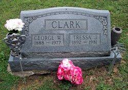 Tressa Jane <i>McVay</i> Clark