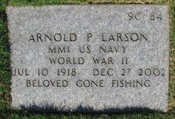 Arnold Perdin Larson