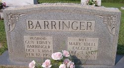 Guy Edney Barringer