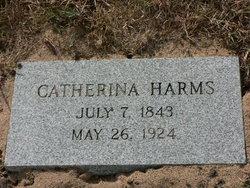 Catherina <i>Ewert</i> Harms
