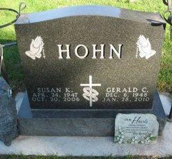 Gerald Charles Jerry Hohn