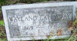 Wayland Callaway