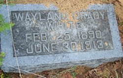 Wayland Grady White
