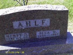 Henry Herman Ahlf