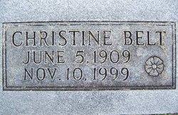 Christine <i>Paris</i> Belt