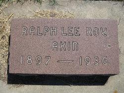 Ralph Lee Roy Akin