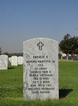 Ernest E. Andy Andrewartha, Jr