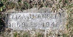 Eliza Jane <i>Jones</i> Hansel