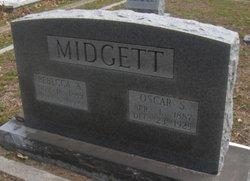 Rebecca A. <i>O'Neal</i> Midgett
