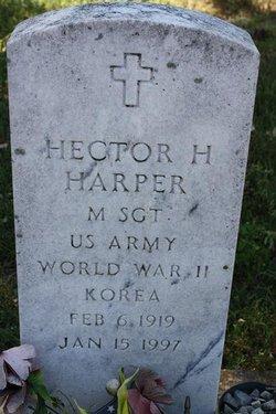 Hector Hulan Harper