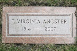 Charlotte Virginia <i>Gove</i> Angster