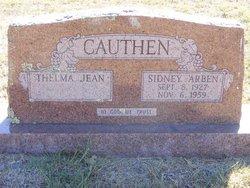Sidney Arben Cauthen