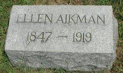 Ellen <i>Brown</i> Aikman