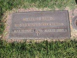 Monte Jo <i>Kelley</i> Prude