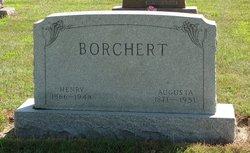 Augusta <i>Goetsch</i> Borchert