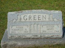 Charles H Green