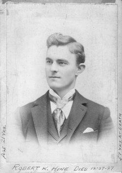 Robert K Hine