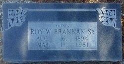 Roy William Brannan, Sr