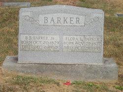 Burl Bennett Barker, Jr