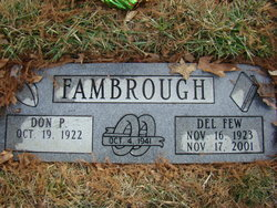 Don Fambrough