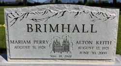 Alton Keith Brimhall