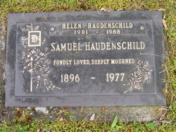 Helen Alberta <i>Smith</i> Haudenschild