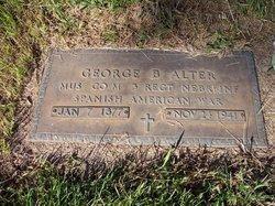 George B Alter