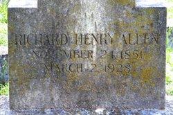 Richard Henry Allen