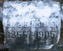 Elizabeth Conner Lizzie <i>Walker</i> Allen